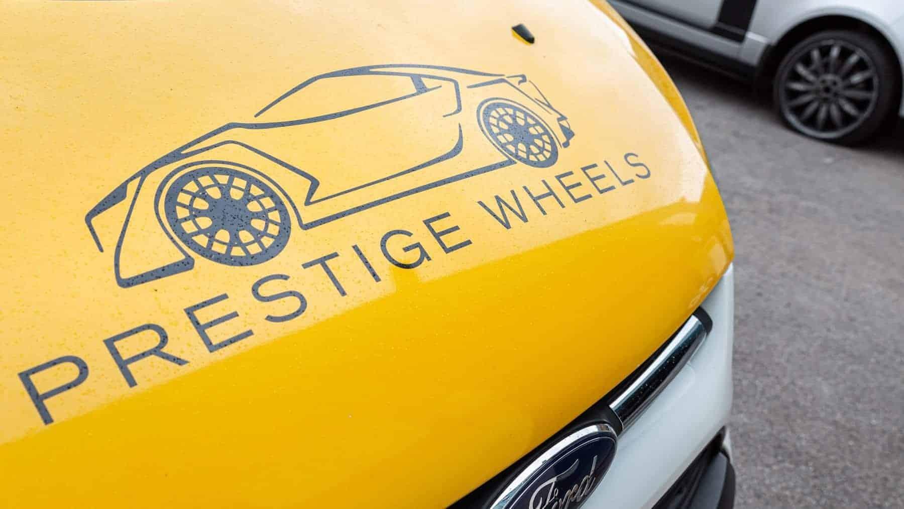prestige wheels car